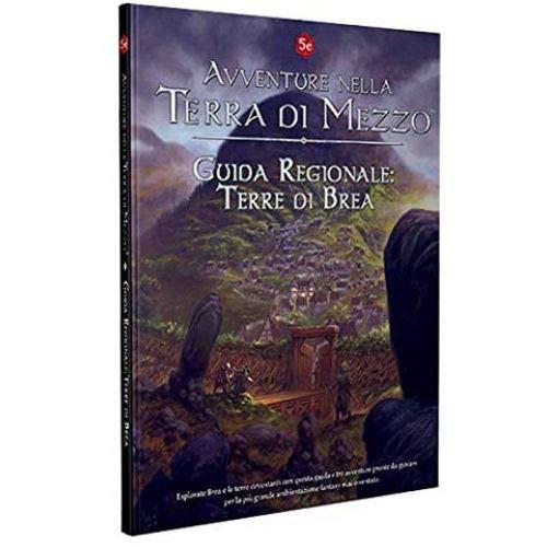 Aventuras en la Tierra Media - Guía Regional: Tierra de Brea (Expansion)