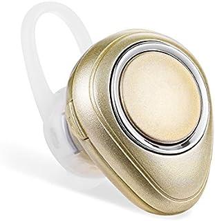 TT WARE Multi-point Wireless Bluetooth Headphone Headset-Gold