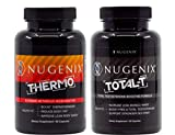 Nugenix Thermo and Total-T - Thermogenic Fat Burner and Total Testosterone Booster for Men