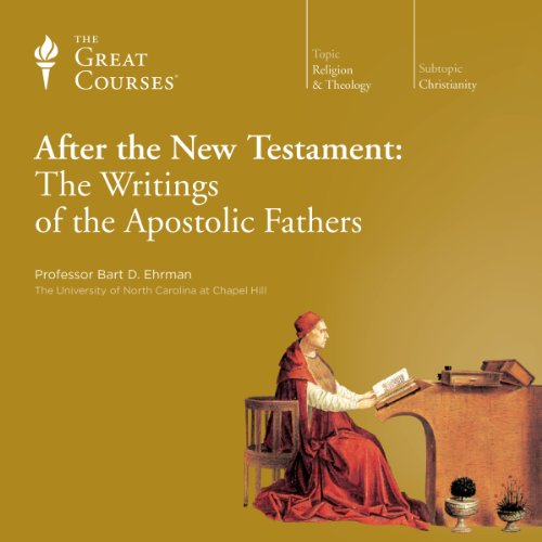 Page de couverture de After the New Testament: The Writings of the Apostolic Fathers