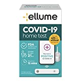 Ellume COVID-19 Home Test is THE ONLY OTC RAPID HOME COVID ANTIGEN TEST THAT CAN PROVIDE ACCURATE RESULTS IN 15 MINUTES AFTER JUST ONE TEST AND DOES NOT REQUIRE A SECOND TEST AFTER 24-36 HOURS. The Ellume COVID-19 Home Test requires just 1 test and 1...
