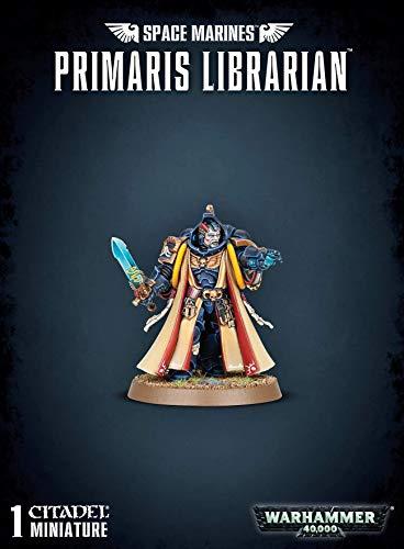 Games Workshop Primaris-Bibliothekar, 99120101181, Space Marines, Kunststoff-Kit