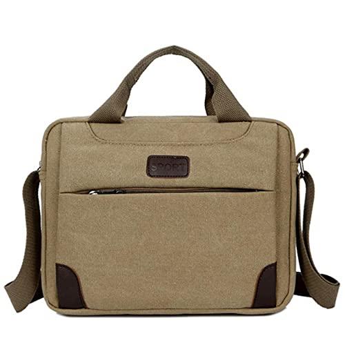 Bolso de hombro para hombre,Bandolera de lona para hombre,Bolsa de hombro de mensajero de senderismo, bolsas de bolsa