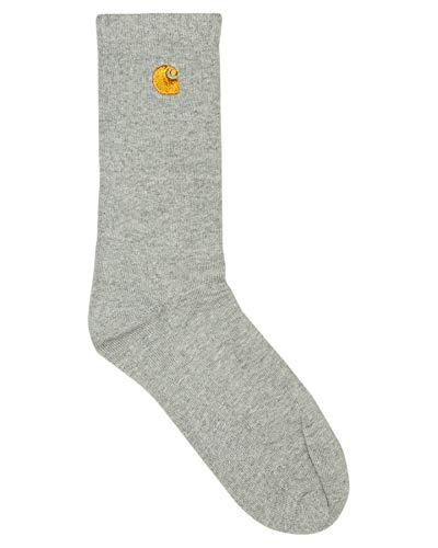 Carhartt CALCETINES CHESE SOCKS Hombre Gris Talla unica