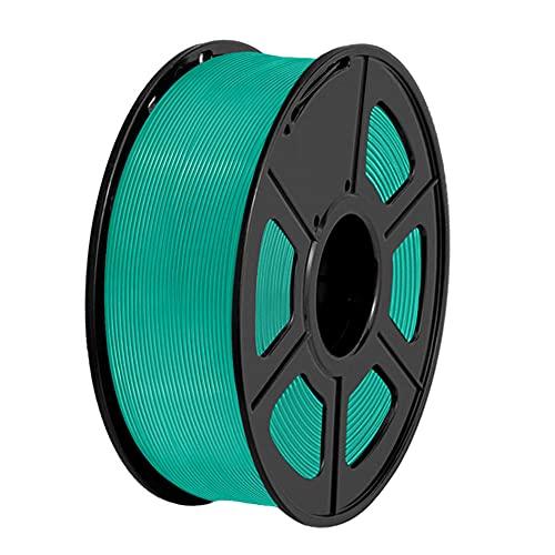 PLA+ (PLA Plus) 3D Printer Filament, Dimensional Accuracy +/- 0.02 mm, 1 kg Spool, 1.75 mm, for FDM 3D Printers-Grass Green