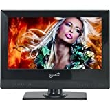 Supersonic SC-1311 13.334; 720p LED-LCD TV - 16:9 - HDTV - ATSC - 90Â¿ / 45Â¿ - 1366 x 768 - USB - SC-1311 (Renewed)