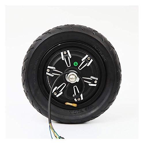 Neumáticos para Scooter Eléctrico, 10 Pulgadas, 36 V, Motor De CC Sin Escobillas, 300 W, Conjunto De Controlador De Alta Potencia, Neumáticos Interiores Y Exteriores Antideslizantes, Resistentes Al