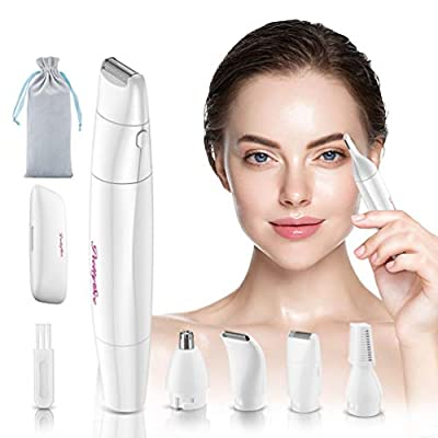 Electric Trimmer Epilator for