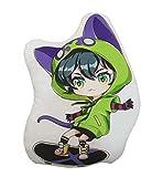 MayMaxPlay Anime Cosplay SK8 The Infinity Plush Pillow Toy Reki Miya Soft Stuffed Figure Toys Doll Costume (Style 1) -  MM