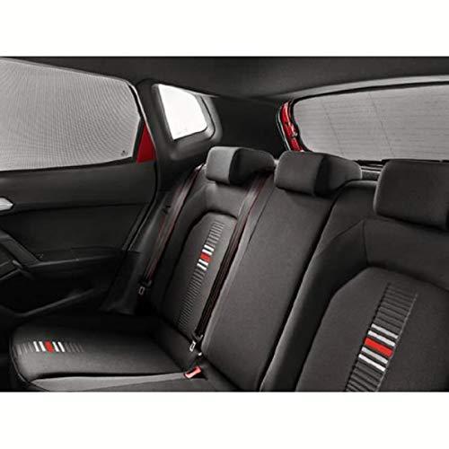 SEAT 6F9064364 - Parasol para Ventanas Laterales y Puertas traseras (2 Piezas)