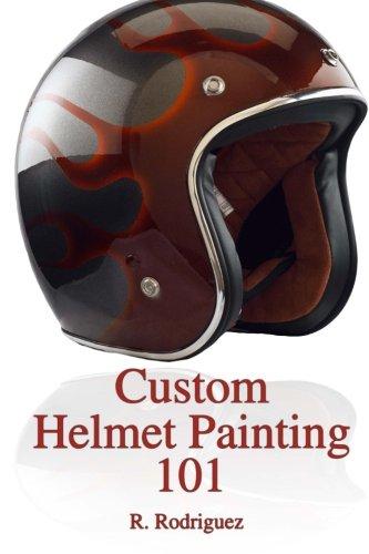 Custom Helmet Painting 101