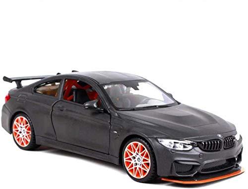 THKZH Die Cast Car Decoration 1:24 Lega Racing Convertibile Modello di Auto in Lega Simulazione Decorazione Auto Collezione Regalo GiocattoloRegali di Compleanno