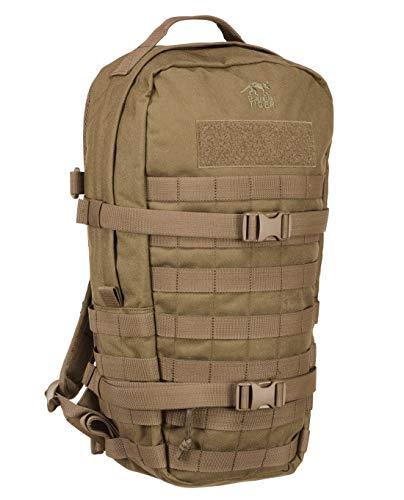 Tasmanian Tiger TT Essential Pack L MKII Molle Kompatibler 15L Daypack Outdoor Rucksack (Coyote Brown)