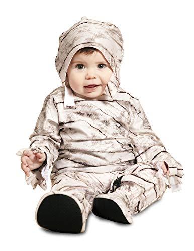EUROCARNAVALES Disfraz de Momia para Bebé de 12 a 24 Meses