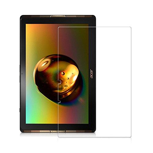 WiTa-Store Tanque Cristal para Acer Iconia One 10con 10.1Pulgadas Modelo B3de A40Transparente blasenfreier 9H Protector de Pantalla