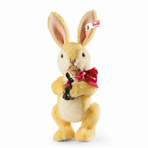 Steiff Bosom Bunnies Collectible Stuffed Animal, Beige -  682858