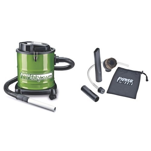 Our Recommended Ash Vac: PowerSmith PAVC101