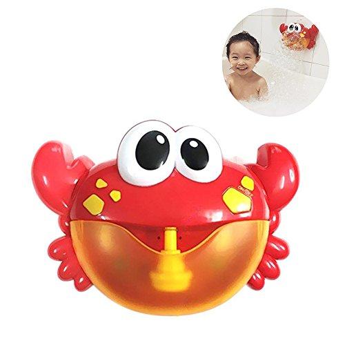 Teepao Bubble Automatik Bubbler für Kinder, lustiges Badespielzeug Bubble machine Badewanne Badeseife für Kinder Spielzeug