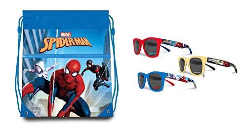 Spiderman Sac Lunette de Soleil