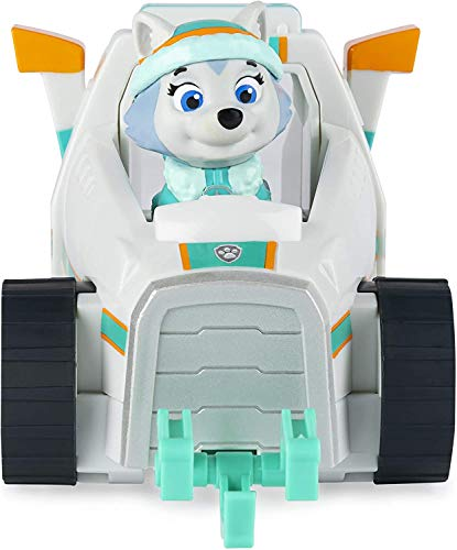 Illuminations Paw Patrol Everest's Rescue Snowmobile for Kids Gges 3+, Vehicle and Figure by by