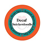 Smart Sips, Decaf Snickerdoodle Cookie Gourmet Coffee, 24 Count for Keurig K-cup Brewers