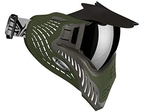 VForce Profiler Paintball Maske SF Cobra Grau/Oliv