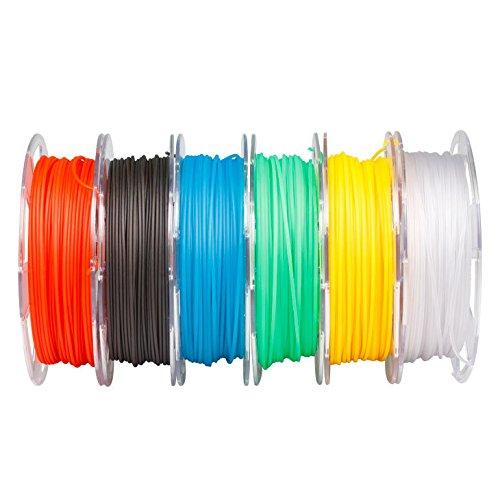 PETG 3D Printing filament 1,75mm 1Kg spool (Black)