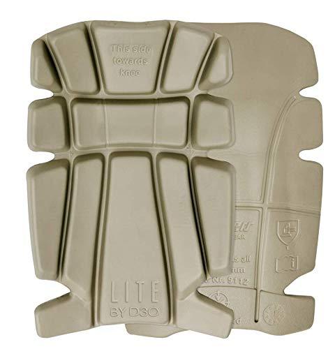 Snickers Workwear Kniepolster, 9112, Knieschutz aus aufpralldämpfendem D3O-Lite Material