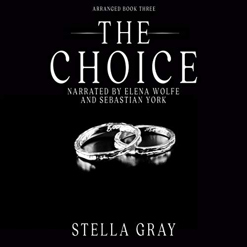The Choice audiobook cover art