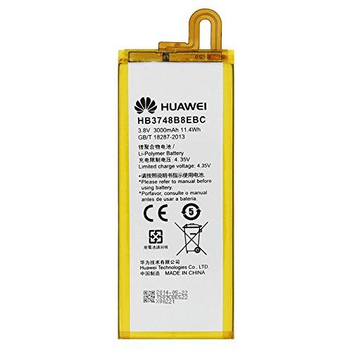 Huawei - Original teléfono batería de Ion de Litio 3000mah para Ascend hb3748b8ebc-g7? Bulk