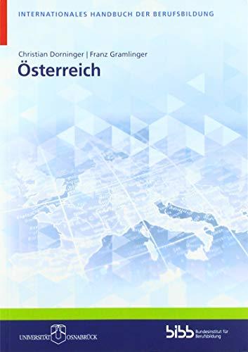 Österreich (Internationales Handbuch der Berufsbildung - IHBB)