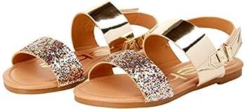 Best little girls gold sandals Reviews