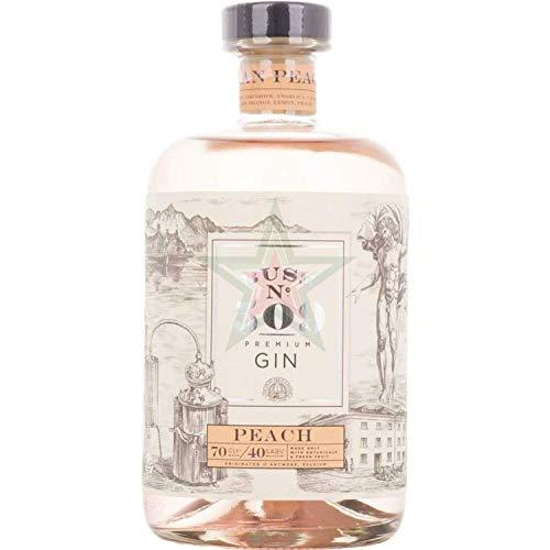 Buss N°509 PERSIAN PEACH Belgium Flavor Gin Author Collection 2015 40,00% 0,70 Liter