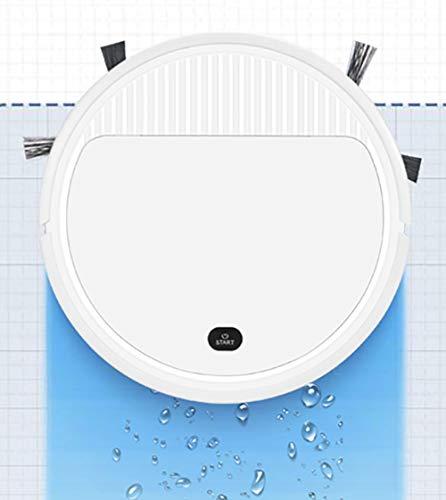 QIUFENGLUOYE Aspiradora doméstica, Robot de Barrido Inteligente, aspiradora automática doméstica integrada de Arrastre y Barrido integrada