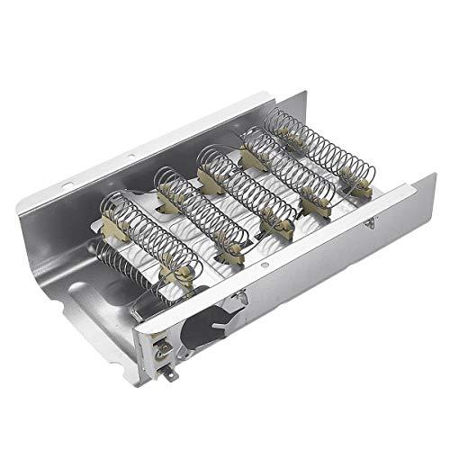 PUGONGYING Popular Secadora de 240V 5400W Elemento de calefacción y Kit de termostato 3403585 Ajuste para Whirlpool Mayta Roper Durable
