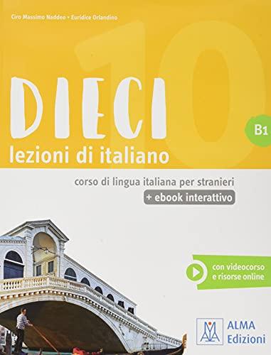 Dieci: Libro + ebook interattivo B1