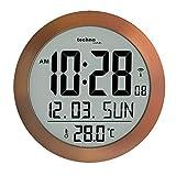 Technoline WS-8038 - Reloj de Pared Digital