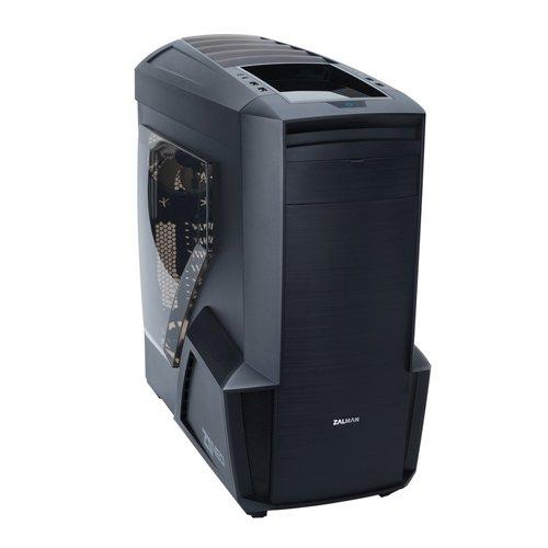 Zalman Z11 Neo Midi-Tower Schwarz - Computer-Gehäuse (Midi-Tower, PC, Acryl, Aluminium, Schwarz, ATX,Micro ATX, Gaming)