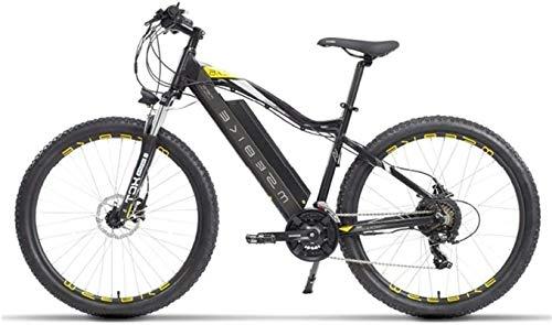 Alta velocidad 27.5' Electric trekking / bicicleta de ruta, bicicleta eléctrica de 48V Con / 13Ah extraíble de iones de litio de la batería de suspensión, delantero, frenos de disco doble, bicicleta e