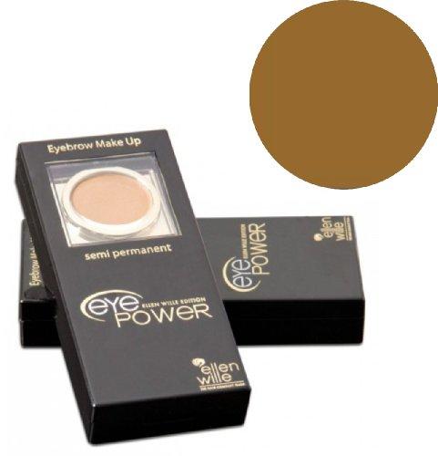 ellen wille Eyepower Augenbrauen Make-Up permanent - 004 dark brown