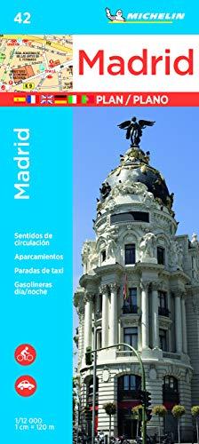 Madrid (Plano) (Planos Michelin)