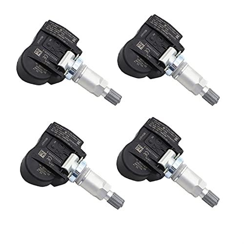 VIKOMN TPMS 6855539 Monitor de presión de neumáticos Conjuntos de Sensor para BMW 1 2 3 4 Series F20 F22 F21 F23 - F80 M3 I3 i8 x1 - x6 36106856209 36106881890