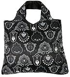 Envirosax, Monochrome, 3, faltbar, wiederverwendbar, Shopper-Bag For Life