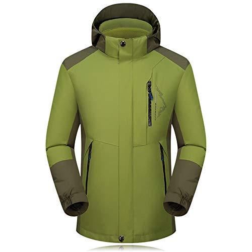 ddmlj La Combinaison Stormtrooper pour Hommes De Grande Taille Peut Être Détachée De La Combinaison De Ski pour Alpinisme Extérieure Imperméable Et Chaude M-6Xl-2_6XL