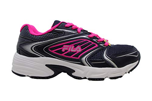 Fila Womens pacesetter sr Low Top Lace Up Running Sneaker