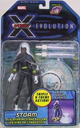 precios bajos X-Men Evolution Storm Figure by by by Toy Biz by Toy Biz  Más asequible