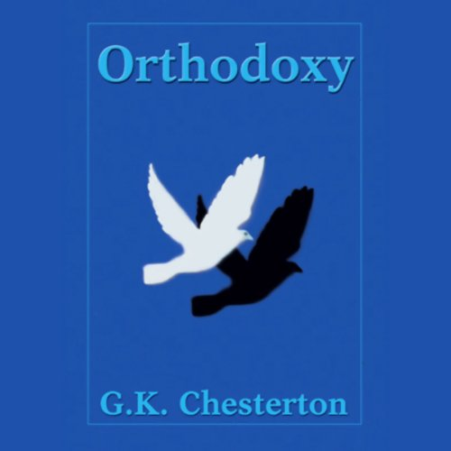Orthodoxy audiobook cover art