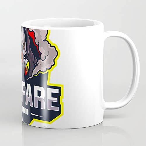 Warfare Squad Esport - Taza de café, diseño de esport