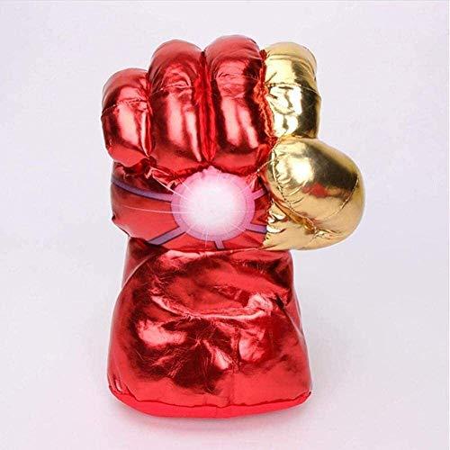 ADIE Plüschtier Erstaunliche Teddy Teddy Spielzeug Hero Figur Spielzeug Boxhandschuhe Kinder Geburtstagshandschuhe 30cm