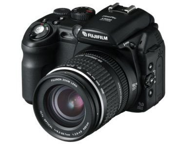 Fujifilm FinePix S9500 - Cámara Digital Compacta 9 MP - Negro (1.8 Pulgadas LCD, 11x Zoom Óptico)